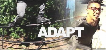 Julian Bah: Adapt Winter 2013 by Erick Rodriguez