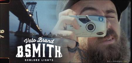 Brandon Smith: Oxblood Lights, Edit by Ivan Narez (2013)
