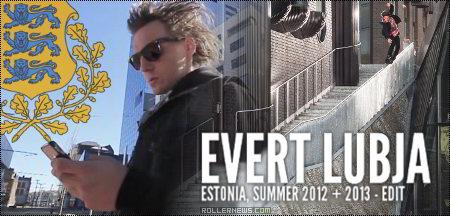 Evert Lubja (Estonia): 2012 + 2013 Summer Clips