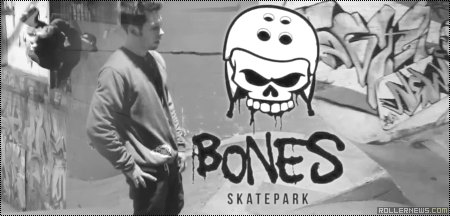 Stephen Swain: Jump Box Session, Bones Skatepark