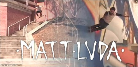 Voodoo Show: Matt Luda
