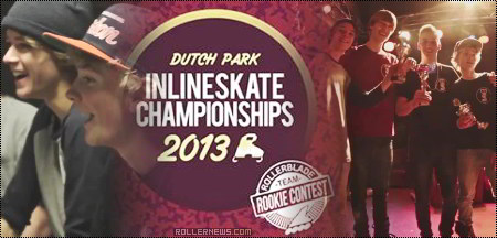 Thisissoul at the Dutch Championships 2013
