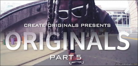 Originals, Part V: Montre Livingston