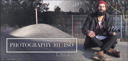 The Booted: Photography 101 - ISO/Film Speed