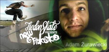 Adam Zurawiecki: Hedonskate, New Rokoko (2006)