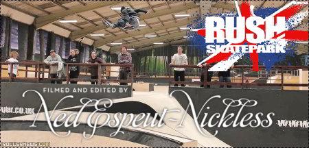 Rush skatepark Inline session
