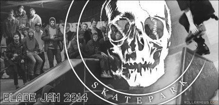 Boneyard Blade Jam 2014 (Uk): Edit