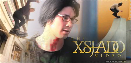 The Xsjado Video: Kevin Yee (2013)