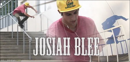Josiah Blee: Winter 2014 Edit by Bander Saleh