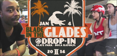 Blades in the Glades #2 (January 2014): Edit