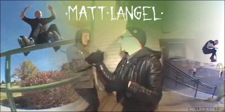 Voodoo Show: Matt Langel Section