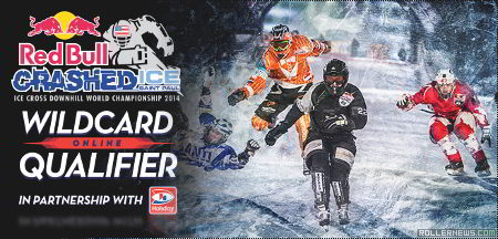 Red Bull Crashed Ice: Wildcard Online Qualifier