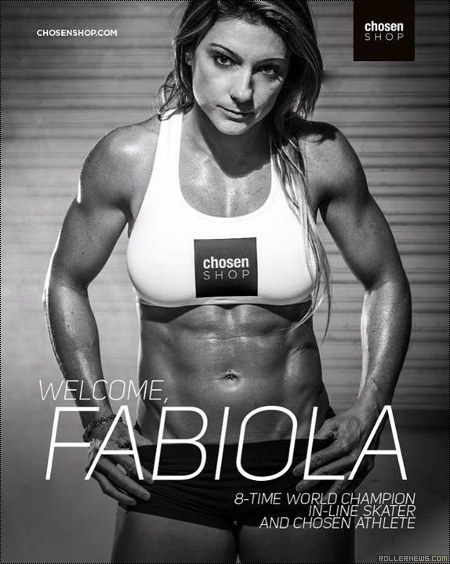 Fabiola da Silva: Chosen Shop