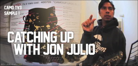 Catching Up with Jon Julio