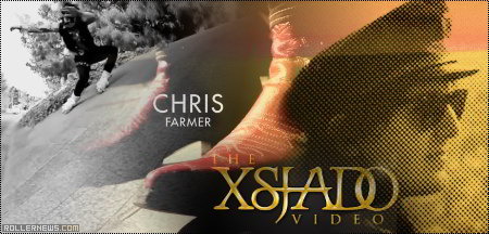 The Xsjado Video: Chris Farmer (2013)