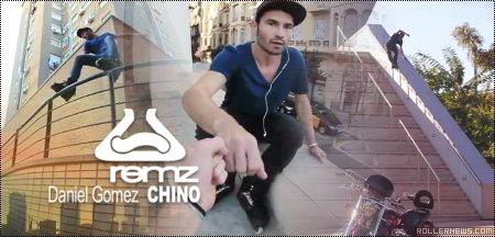 Daniel Gomez (Chino): Barcelona, Remz Edit