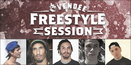 Vendee Freestyle Session 2014 (France): Teaser