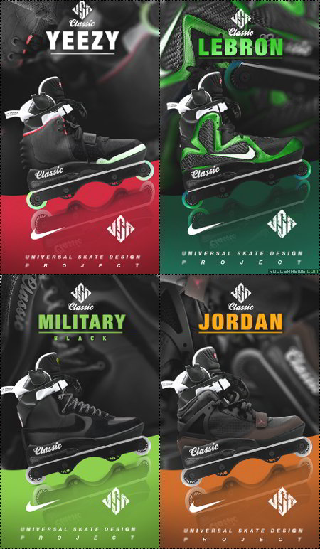 Nike x USD Classic
