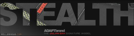 Adapt Stealth Julian Bah signature boots