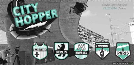 Cityhopper Europe: Trailer