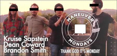 Valo Maneuver Mondays with Kruise Sapstein, Dean Coward and Brandon Smith