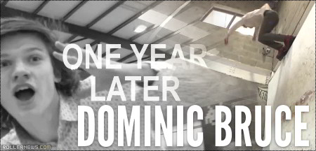 Dominic Bruce (16): 2014 Edit by Matty Pearce