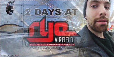 Eric Miller: 2 Days At Rye Airfield With The Dudes