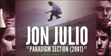 Jon Julio: Paradigm Section (2001)