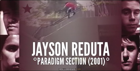 Jayson Reduta: Paradigm Section (2001)