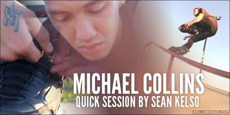 Quick Sesh with Michael Collins by Sean Kelso
