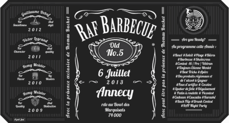 Annecy (France) RAF Contest 2013 by Frenchy Fries