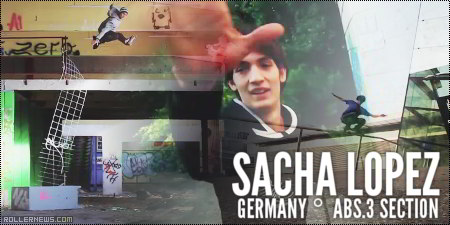 Sacha Lopez (Germany): ABS3 DVD (2012) Section
