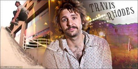 Travis Rhodes: Purple Pixels, 2014 Edit