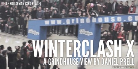 A Grindhouse View on Winterclash X by Daniel Prell