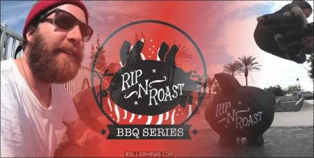 Rip and Roast 2014 Promo with Erik Sauer, Kruise Sapstein, Brandon Smith, Tim Franken and Mike Obedoza
