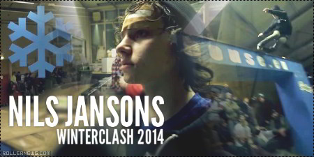 Nils Jansons at Winterclash 2014