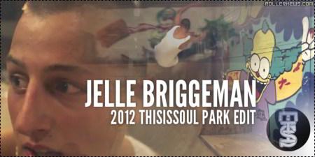 Jelle Briggeman (NL): 2012 Thisissoul Park Edit
