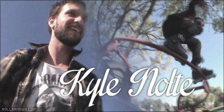 Kyle Nolte: Winter 2014 Short Profile