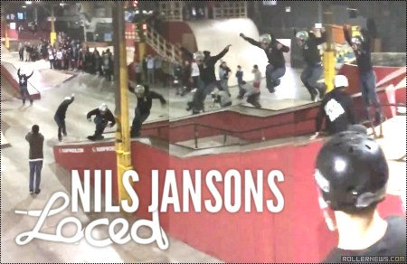 Nils Jansons @ Laced 2014 (Clip)