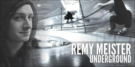 Remy Meister: Underground (Brussels, 2013)