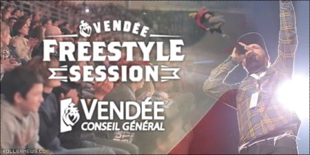 Vendee Freestyle Session 2014 (France)