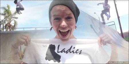 Katie Ketchum: Mini Ramp Edit by Megan Peterson