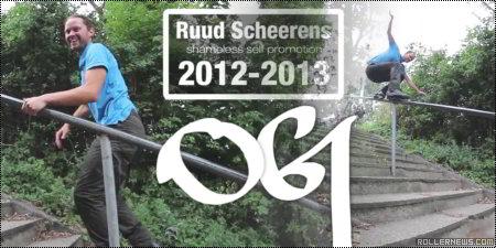 Ruud Scheerens (Netherlands, 34): 2012-2013 Profile