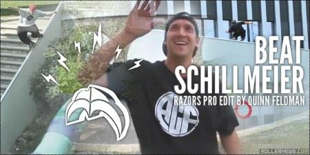 Beat Schillmeier: Razors Pro Edit by Quinn Feldman