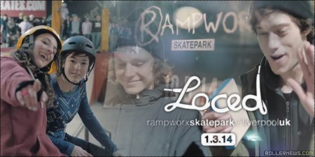 Laced 2014: Rampworx Edit by Ned Espeut-Nickless