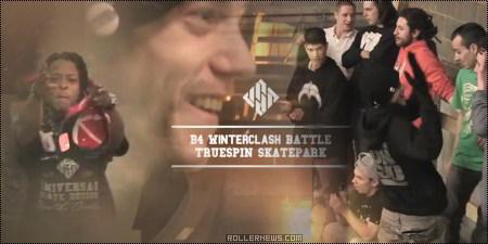 Winter Olympics Tour: B4 Winterclash Battle (Truespin Park)