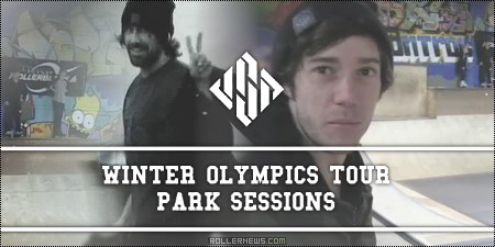 Winter Olympics Tour 2014: Edit by Mark Heuss
