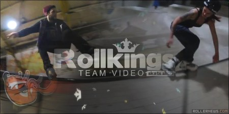 RollKings Winter Splinter Tour (2013): Edit