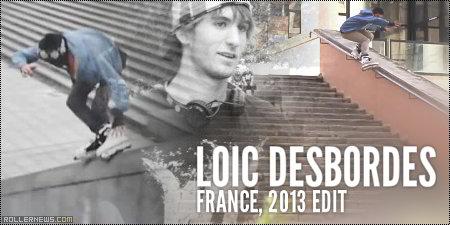 Loic Desbordes (France): 2013 Edit