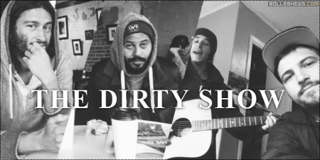 The Dirty Show Podcast with Kevin Dowling Robert Guerrero, Ariel Surun and Cody Porche